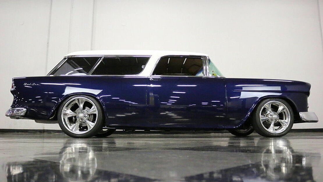 1955 Chevrolet Nomad for sale 100999959