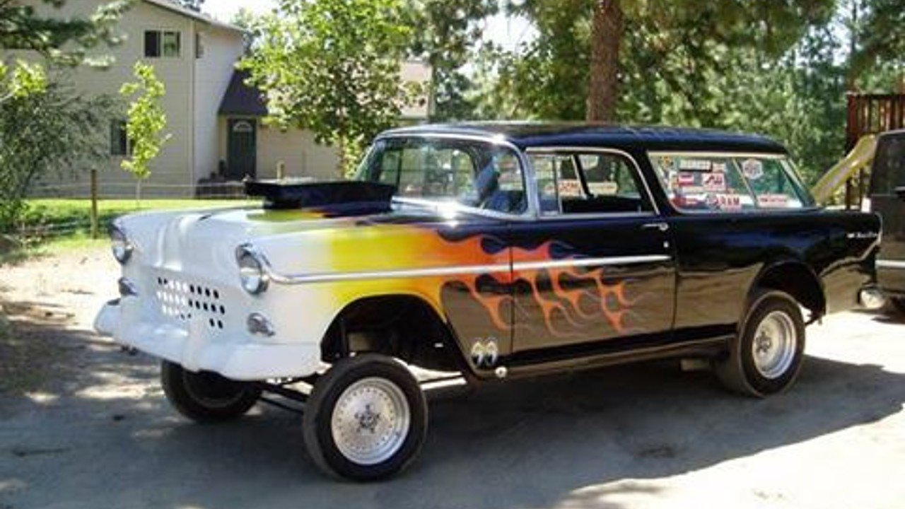 1955 Chevrolet Nomad for sale 100796581