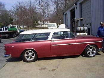 1955 Chevrolet Nomad for sale 100823851