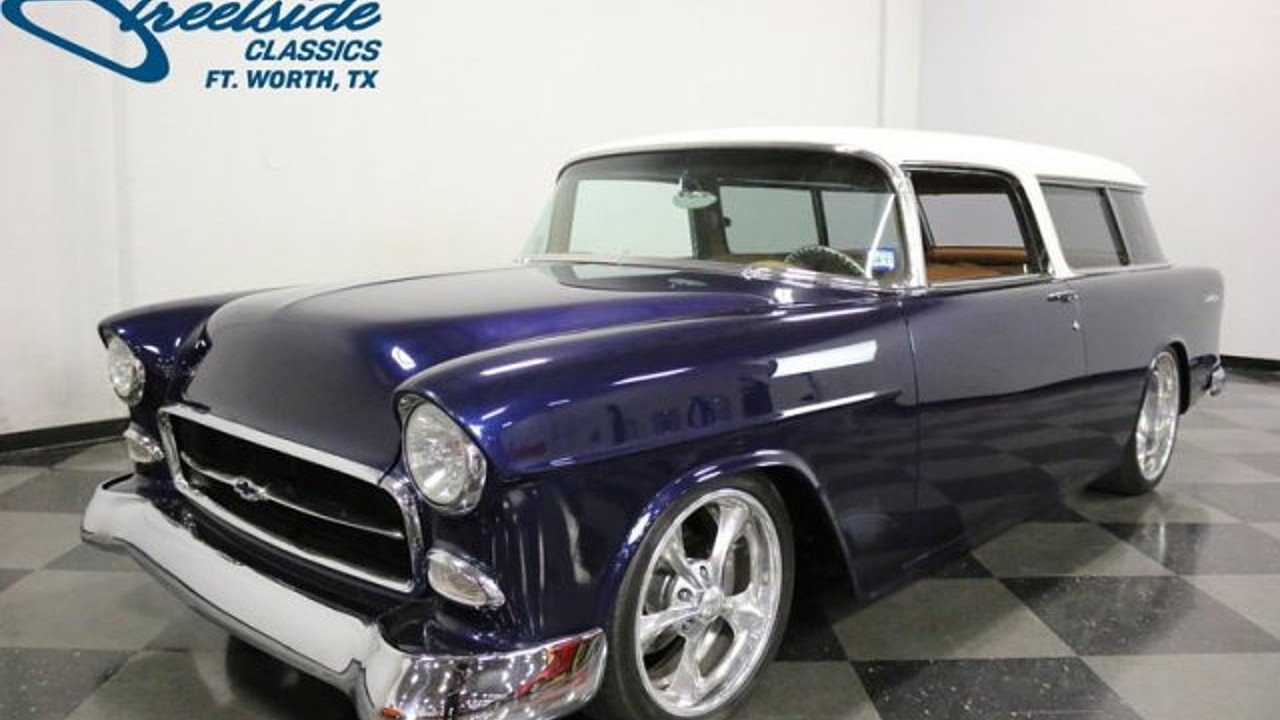 1955 Chevrolet Nomad for sale near Fort Worth, Texas 76137 ...
