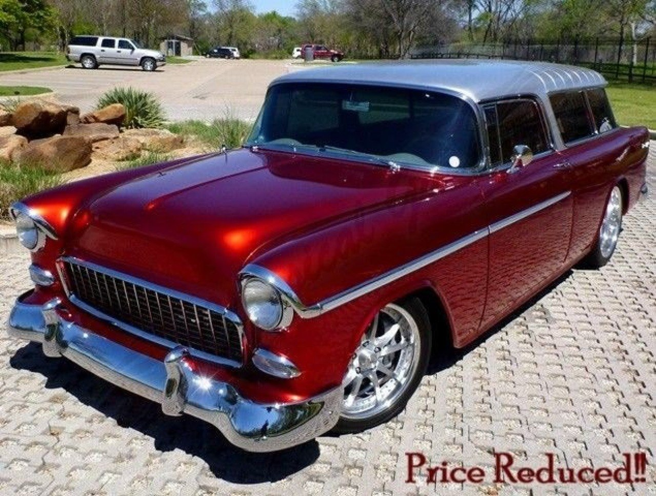 Autotrader Muscle Cars For Sale >> 1955 Chevrolet Nomad for sale near Arlington, Texas 76001 - Classics on Autotrader