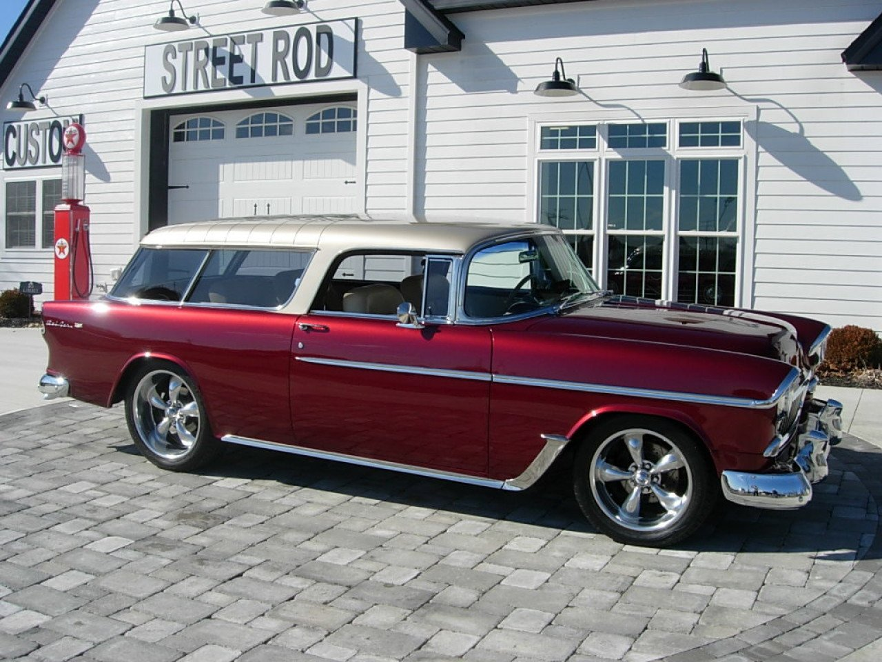 Auctions In Ohio >> 1955 Chevrolet Nomad for sale near Newark, Ohio 43055 - Classics on Autotrader