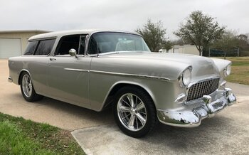 1955 Chevrolet Nomad for sale 100989435
