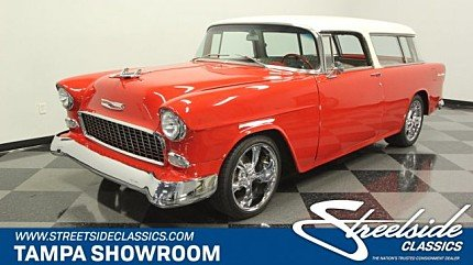 1955 Chevrolet Nomad for sale 101003305