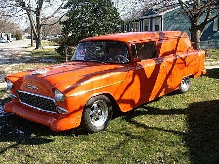 1955 Chevrolet Sedan Delivery for sale 100748263