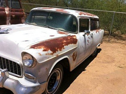 1955 Chevrolet Sedan Delivery for sale 100842890