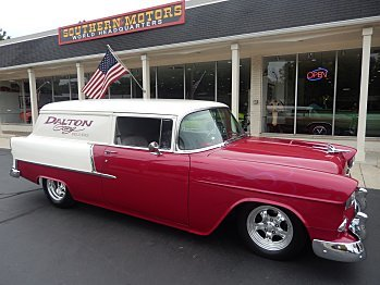 1955 Chevrolet Sedan Delivery for sale 100908000