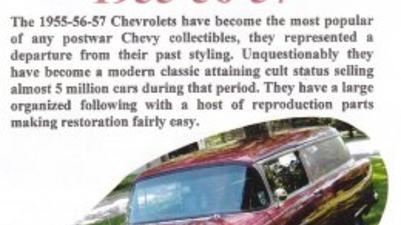 Cool Modern Chevrolet Parts Contemporary - Classic Cars Ideas ...