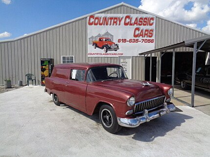 1955 Chevrolet Sedan Delivery for sale 101029898
