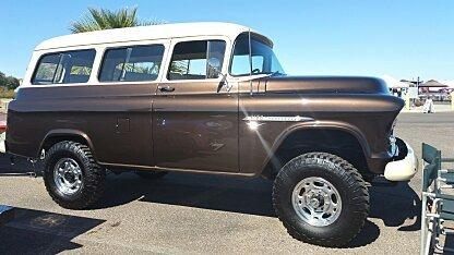 1955 Chevrolet Suburban for sale 100743996