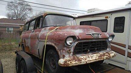 1955 Chevrolet Suburban for sale 100806529