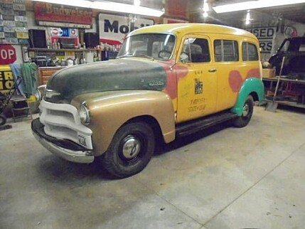 1955 Chevrolet Suburban for sale 100832464