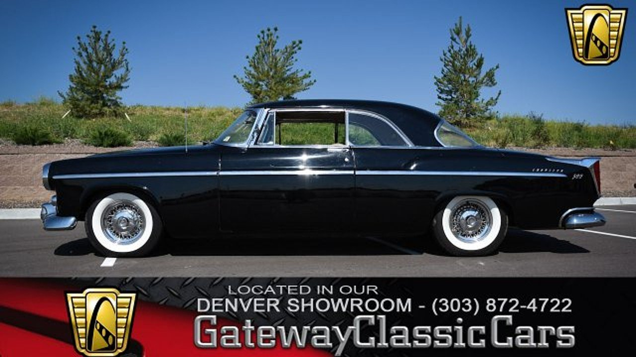 1955 Chrysler 300 for sale 100920244