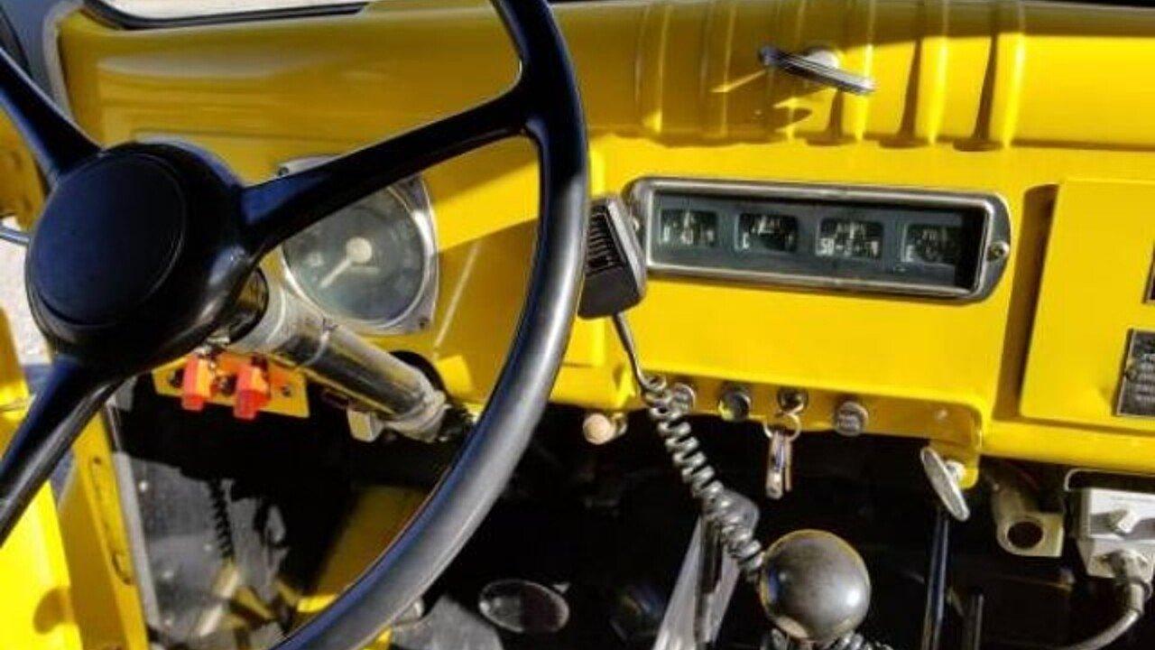 1955 dodge power wagon for sale near cadillac michigan 49601