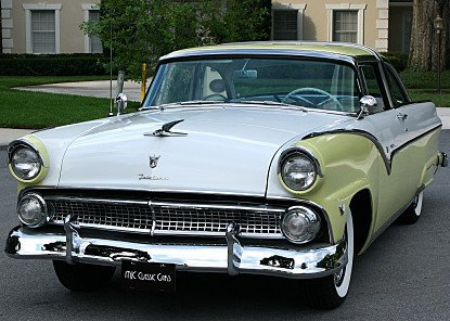 1955 Ford Crown Victoria for sale 100774968