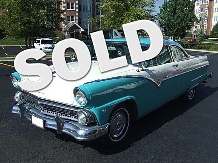 1955 Ford Crown Victoria for sale 100805971