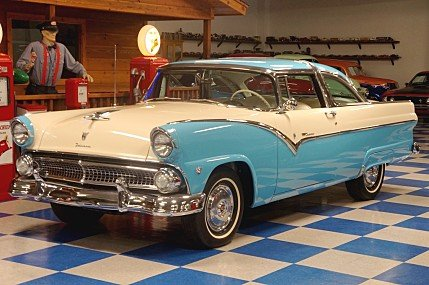 1955 Ford Crown Victoria for sale 100832332