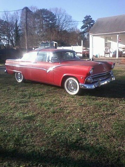 1955 Ford Crown Victoria for sale 100853868