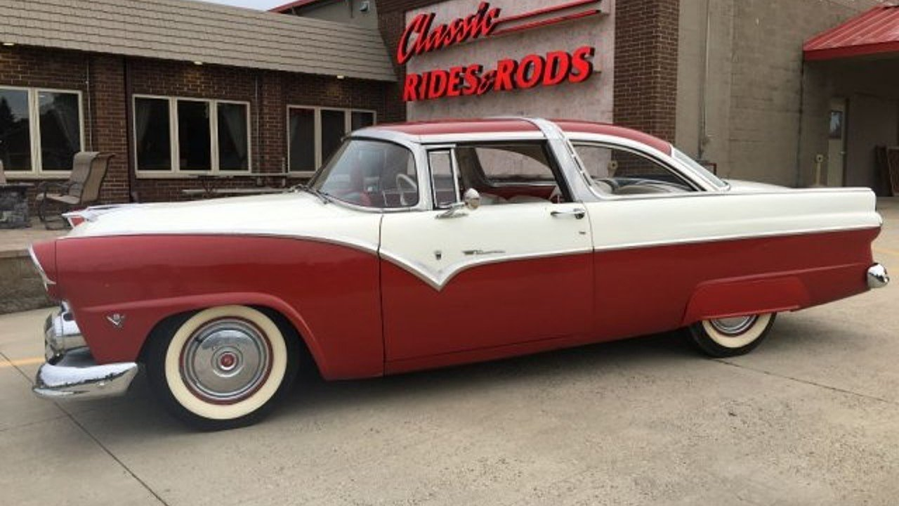 1955 Ford Crown Victoria for sale 100831802
