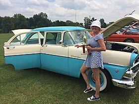1955 Ford Customline for sale 101047306