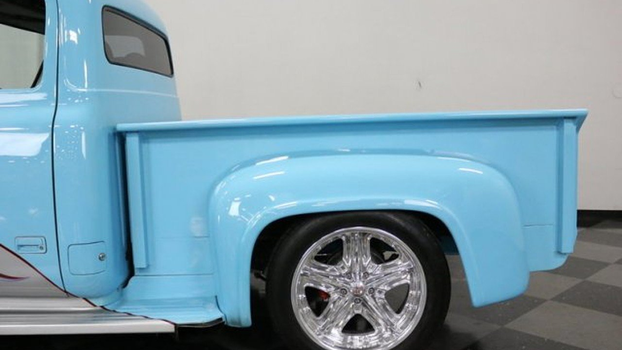 1955 Ford F100 For Sale Near Fort Worth Texas 76137 Classics On Running Boards 100940270