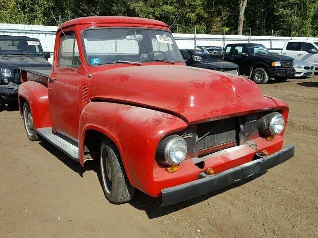 1955 Ford F100 For Sale Near North Miami Beach Florida 33162 Pickup