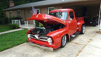 1955 Ford F100 2WD Regular Cab for sale 100787698