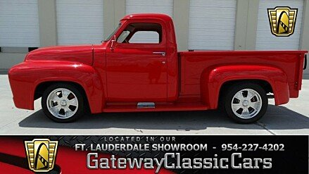 1955 Ford F100 for sale 100861962