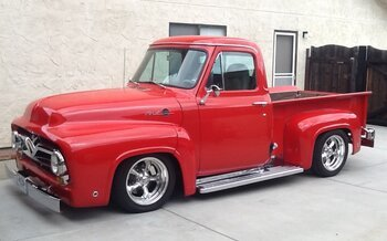 1955 Ford F100 2WD Regular Cab for sale 100924206