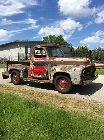1955 Ford F100 for sale 100942485