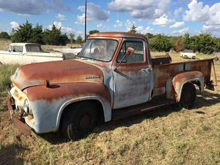 1955 Ford F250 for sale 100832060