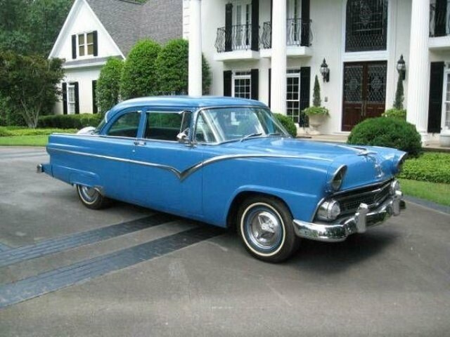 1955 Ford Fairlane for sale 100824241 & 1955 Ford Fairlane Classics for Sale - Classics on Autotrader markmcfarlin.com