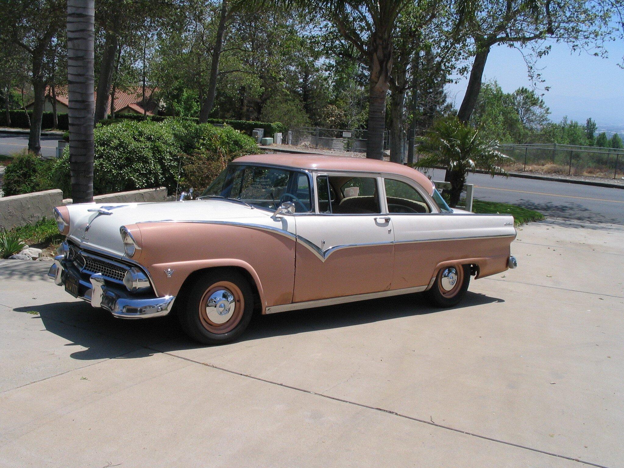 1955 Ford Fairlane for sale 100879508 & 1955 Ford Fairlane Classics for Sale - Classics on Autotrader markmcfarlin.com