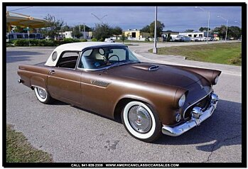 1955 Ford Thunderbird for sale 100844669