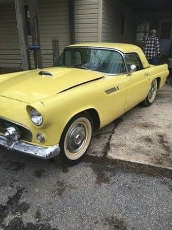 1955 Ford Thunderbird for sale 100823846