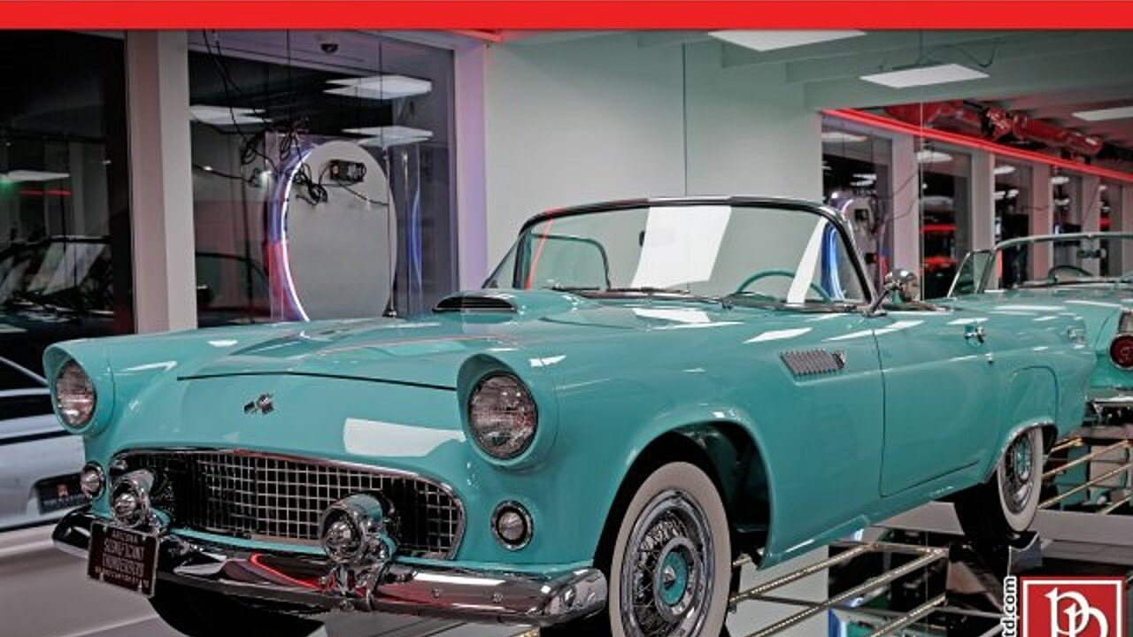 1955 Ford Thunderbird for sale 100843739