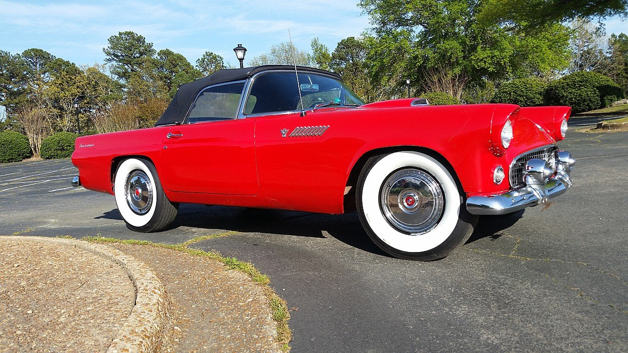 1955 Ford Thunderbird for sale 100871498