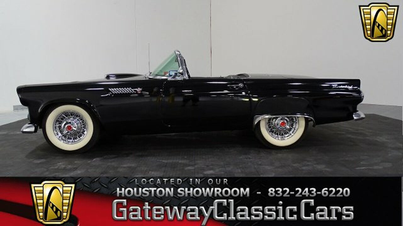 1955 Ford Thunderbird for sale 100882302