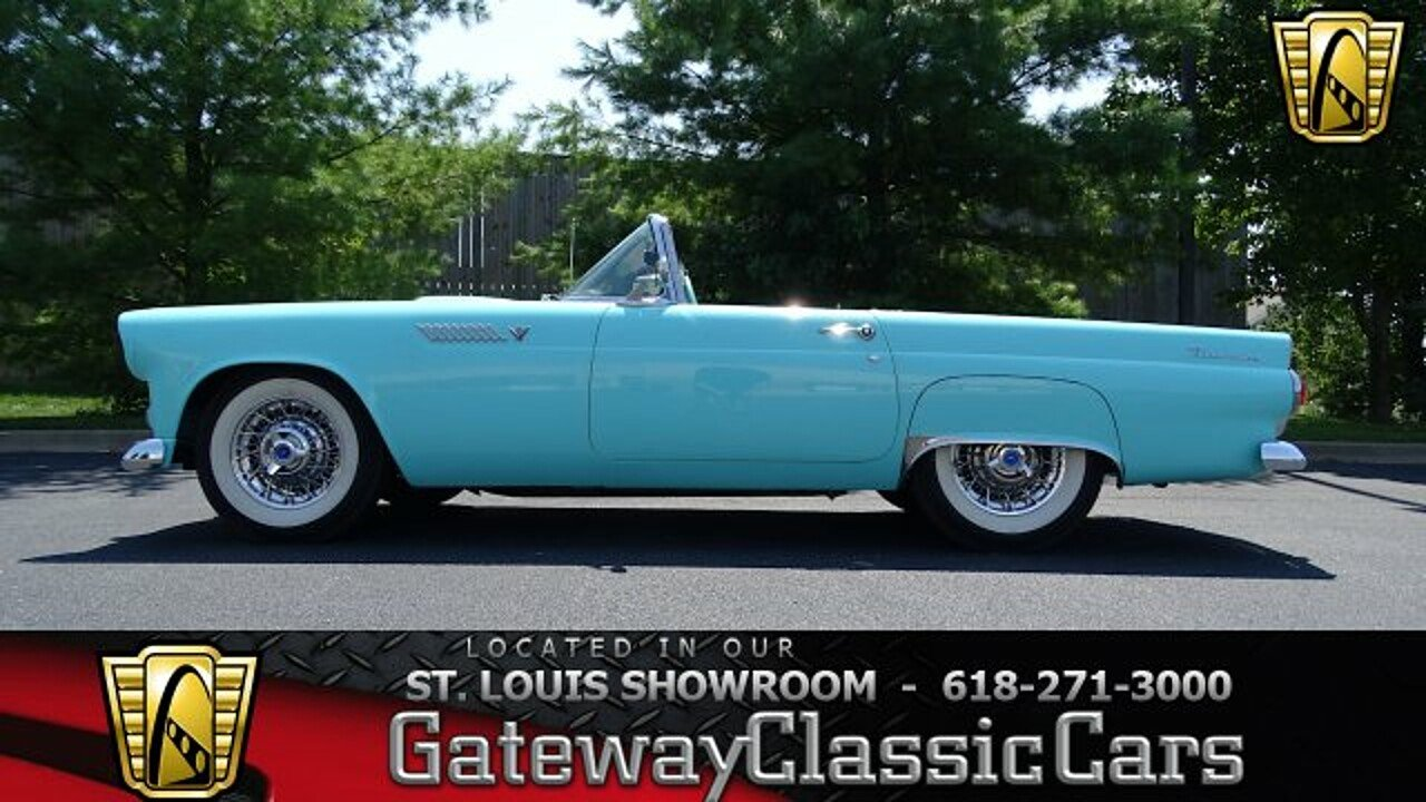 1955 Ford Thunderbird for sale 100964503