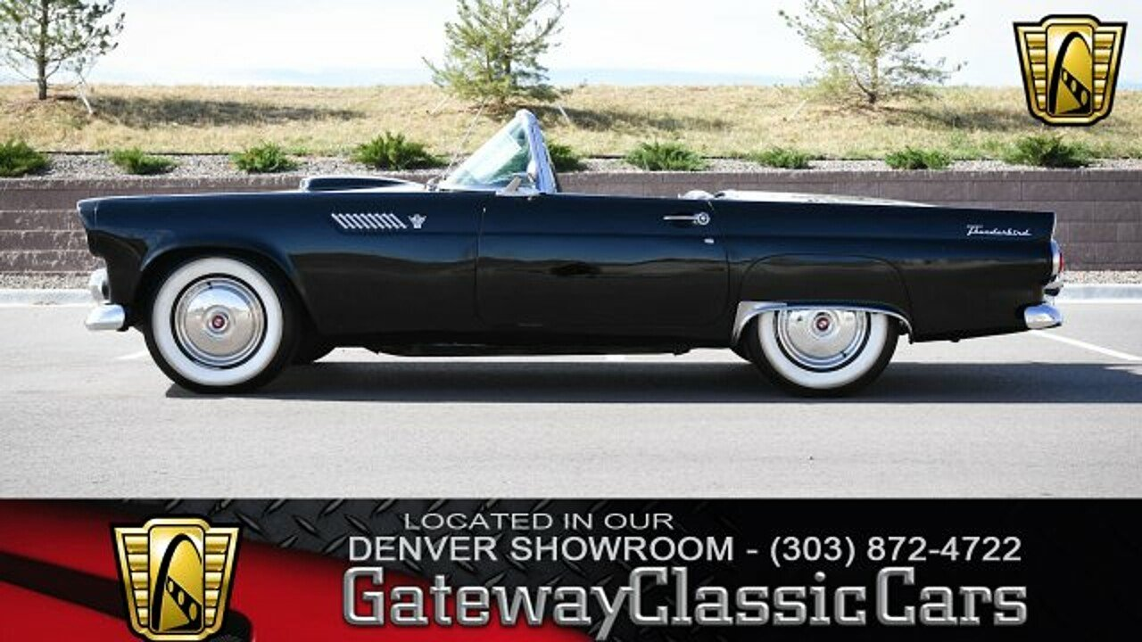 1955 Ford Thunderbird for sale 100964626