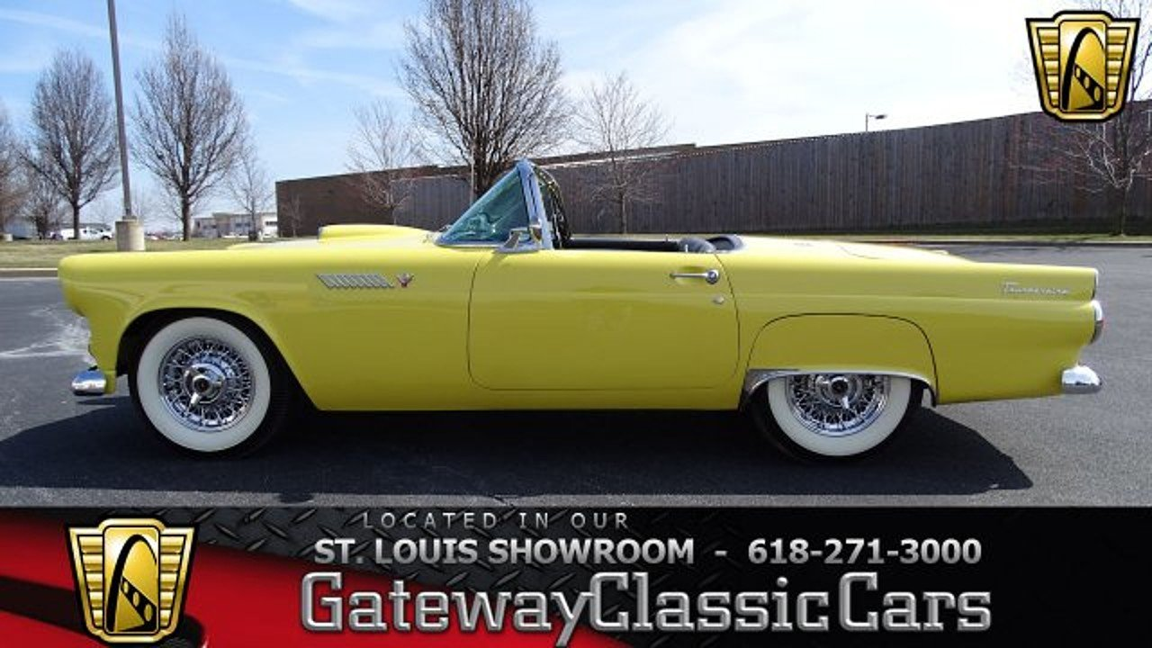 1955 Ford Thunderbird for sale 100967920
