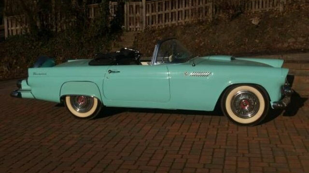 1955 Ford Thunderbird for sale 100970592