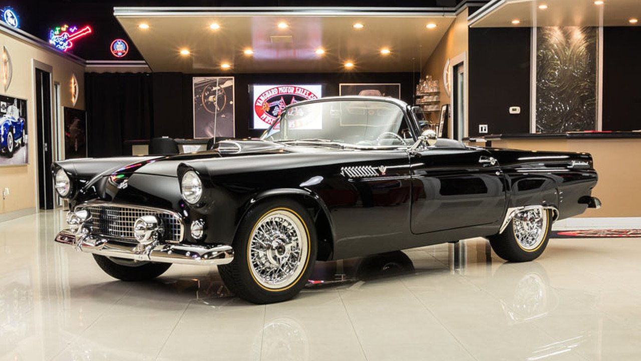 1955 Ford Thunderbird for sale near Plymouth, Michigan 48170 ...