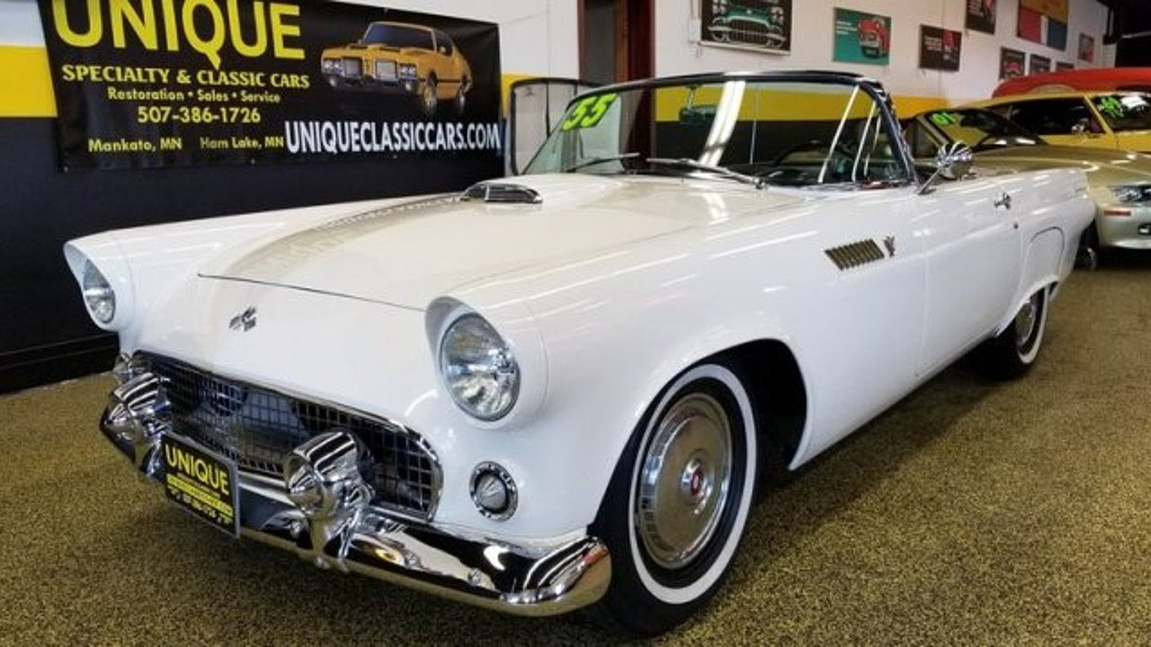 1955 Ford Thunderbird for sale near Mankato, Minnesota 56001 ...