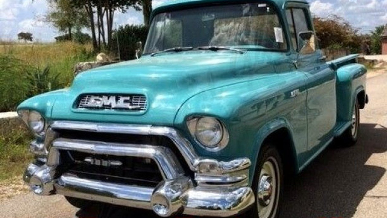 1955 gmc pickup for sale near arlington texas 76001 classics on autotrader. Black Bedroom Furniture Sets. Home Design Ideas