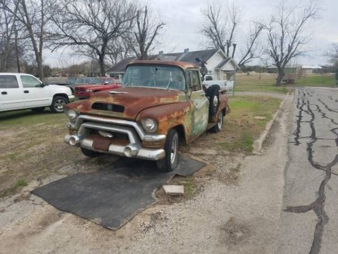 1955 Dodge Truck For Sale >> 1955 GMC Pickup for sale near Cadillac, Michigan 49601 - Classics on Autotrader