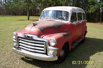 1955 GMC Suburban for sale 100926700