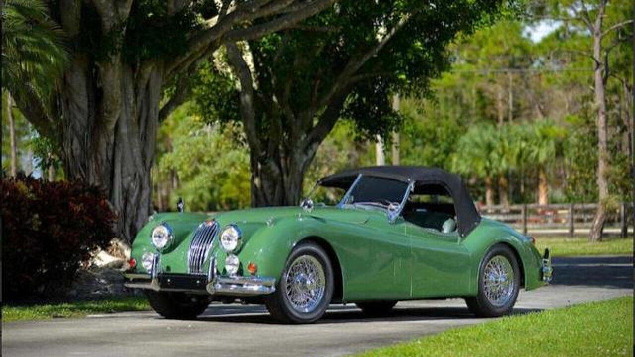 cars jaguar roadster white cabriolet classic xk dyler sale for