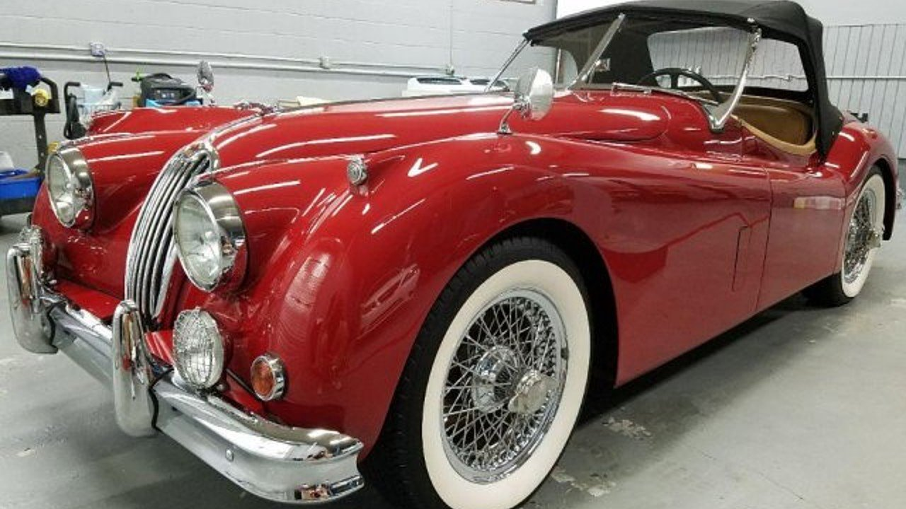 1955 Jaguar XK 140 for sale 101022907