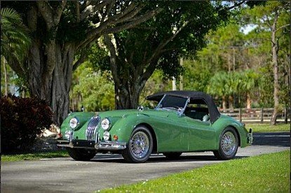 1955 Jaguar XK 140 for sale 100749168